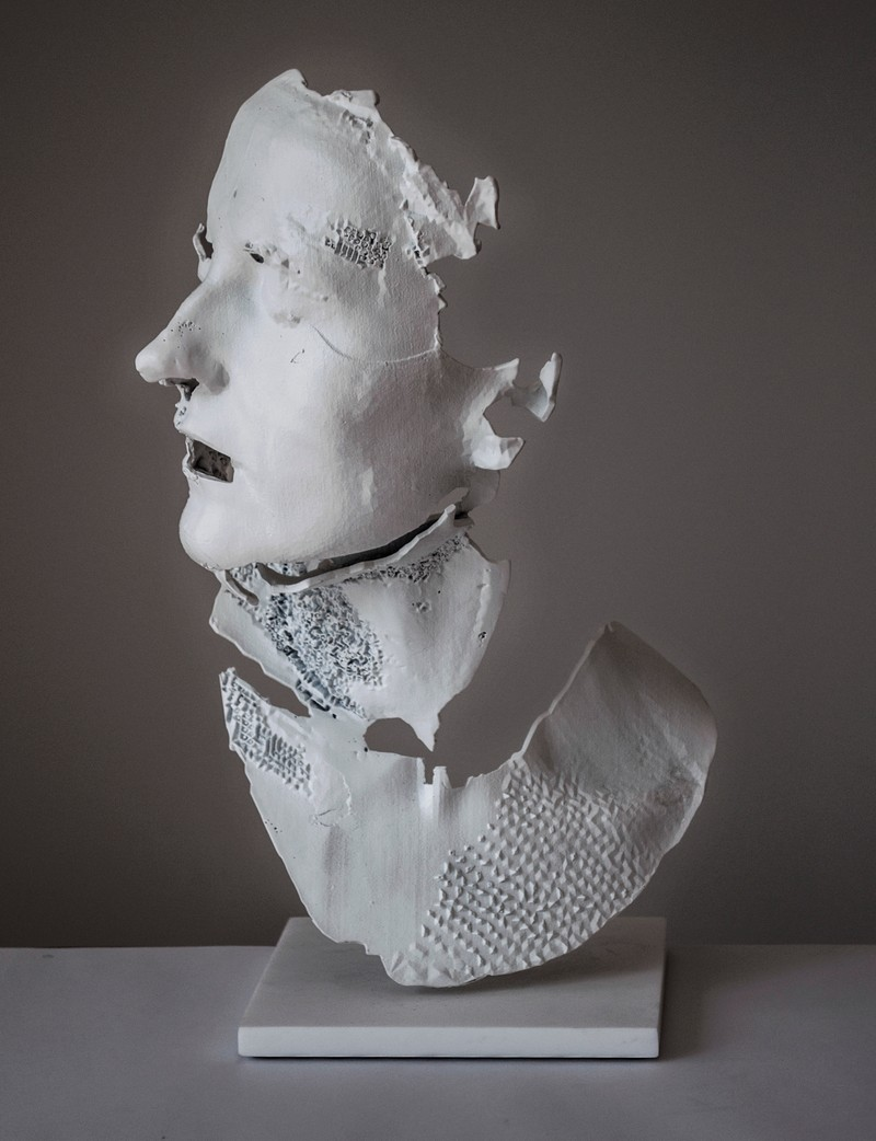 Artwork – Bust of a Woman II, 2016