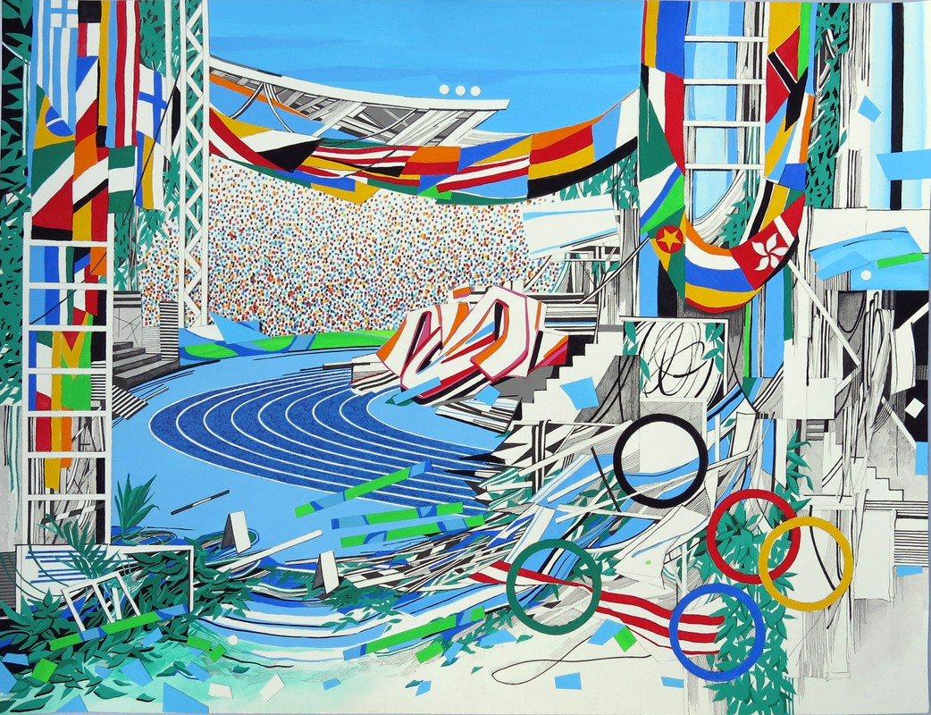 Artwork – Track And Field, 2017