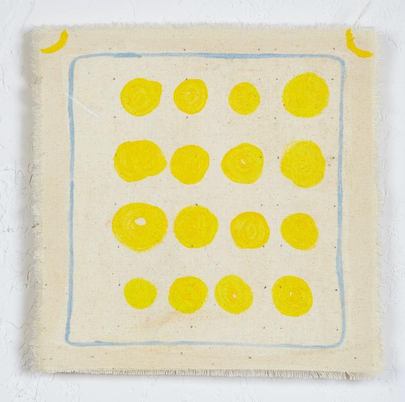 Artwork – Try My Yellow Balloons, 2019