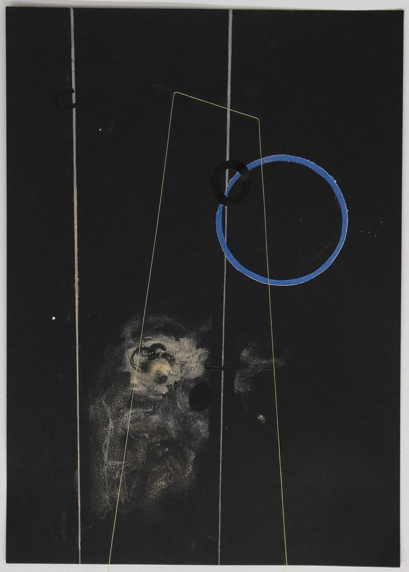 Artwork – Star Ashes no. 7, 2020