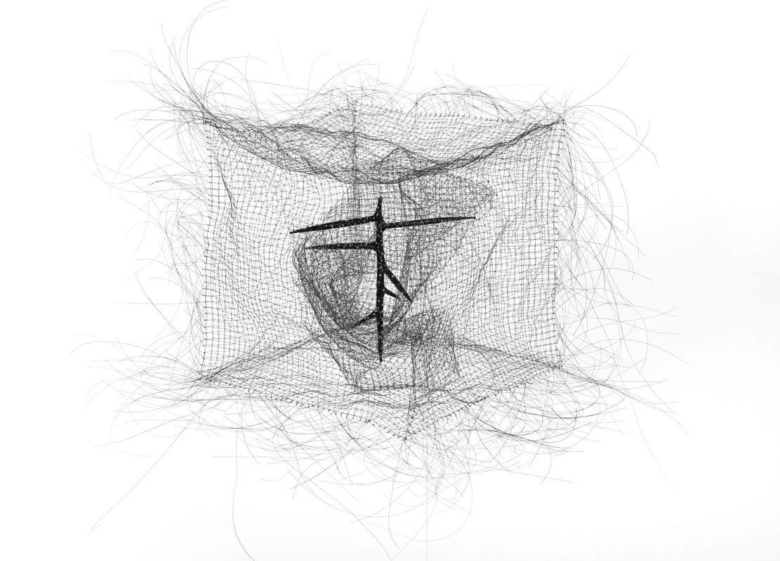 Artwork – Sensing thought 01, 2015