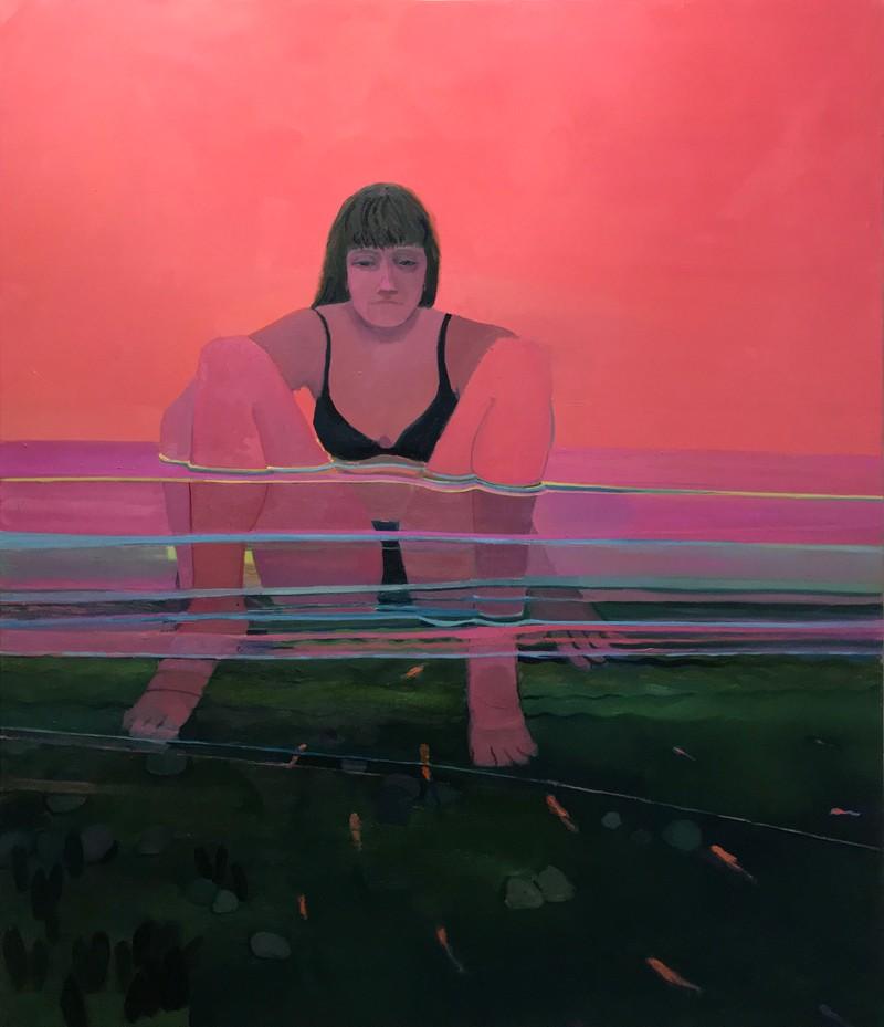 Artwork – Lake Bottom #1, 2019