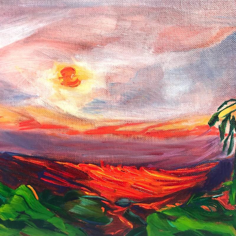 Artwork – SoCal Fire Season, 2020, 2020