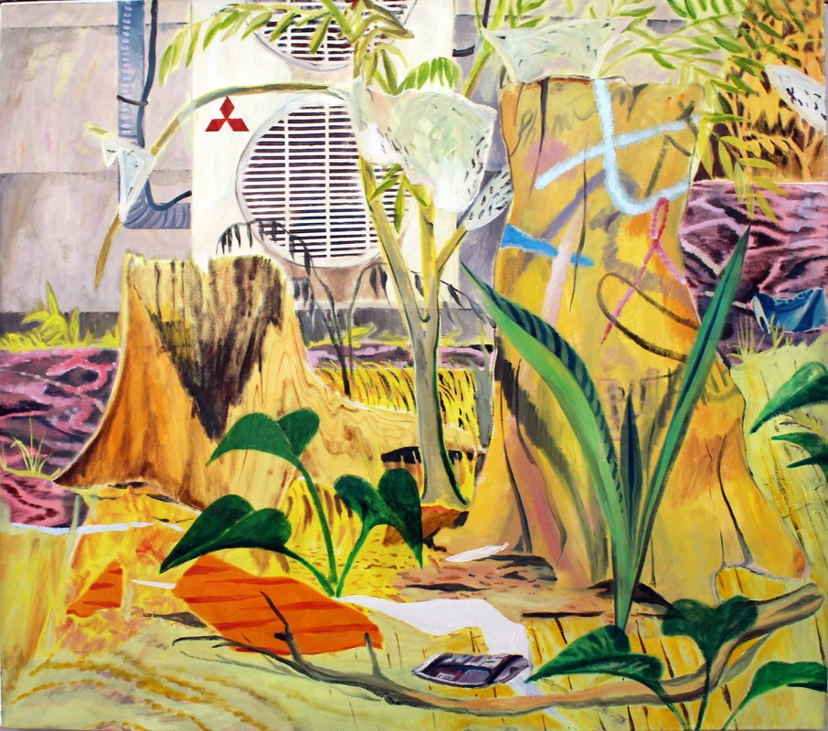 "Artwork – Adriano Valeri, ""Gypsymoths"", 2018"