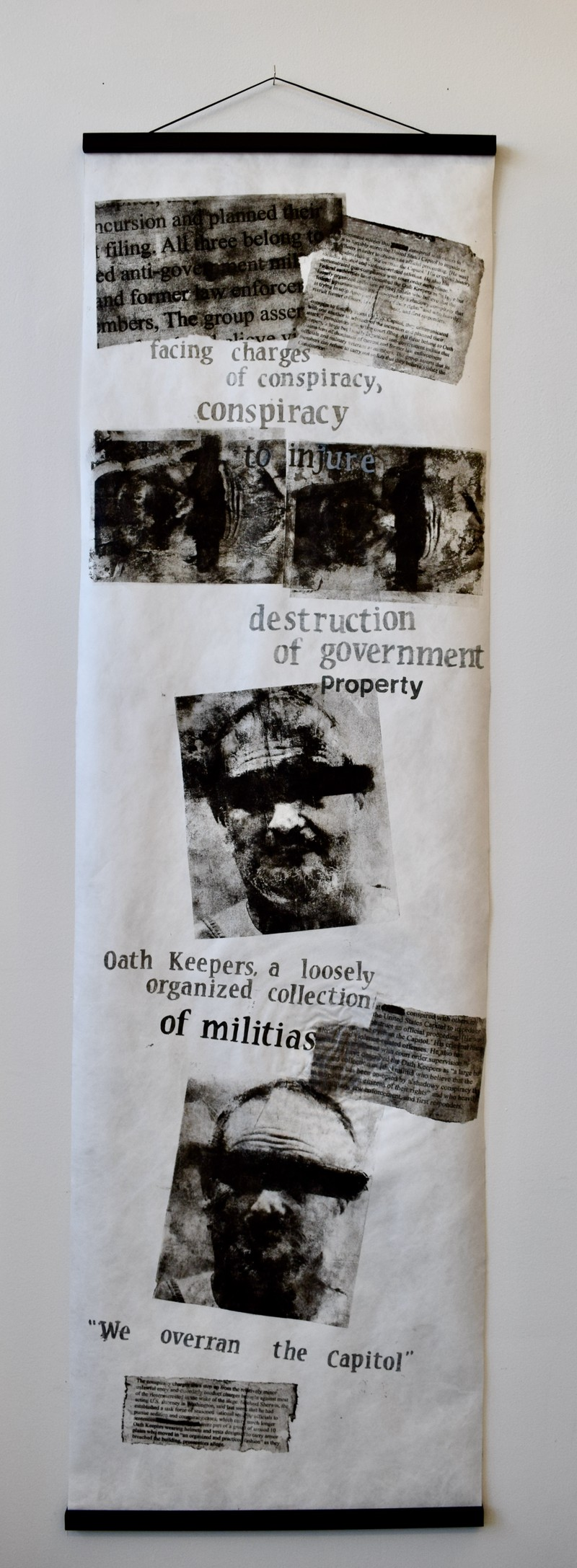 Artwork – Oath Keeper D, 2021