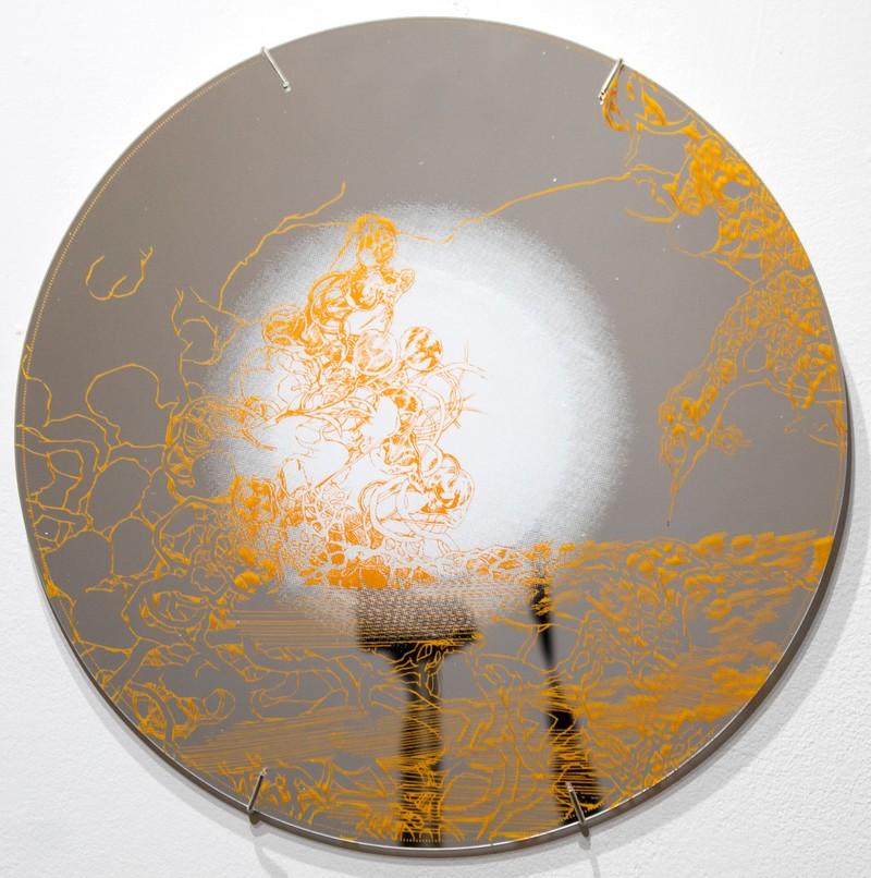 Artwork – Landscape_Lens 4, 2020