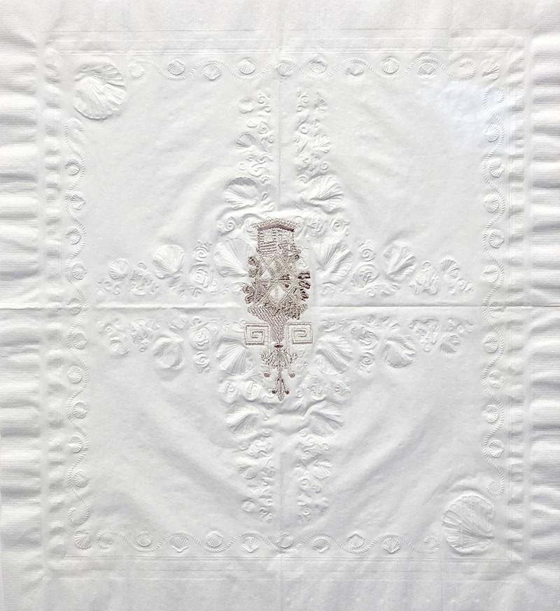 Artwork – Maximum Security, Napkin Apparition, 2018