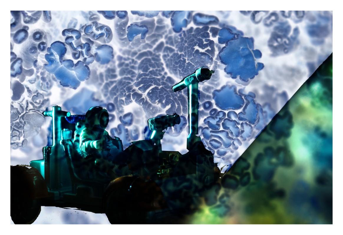 Artwork – The Altered  Night Lands 6, 2018