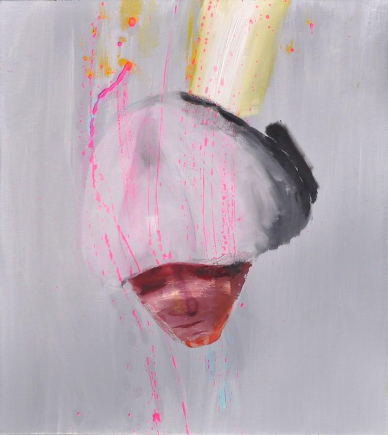 Artwork – Falling Rhianna, 2016