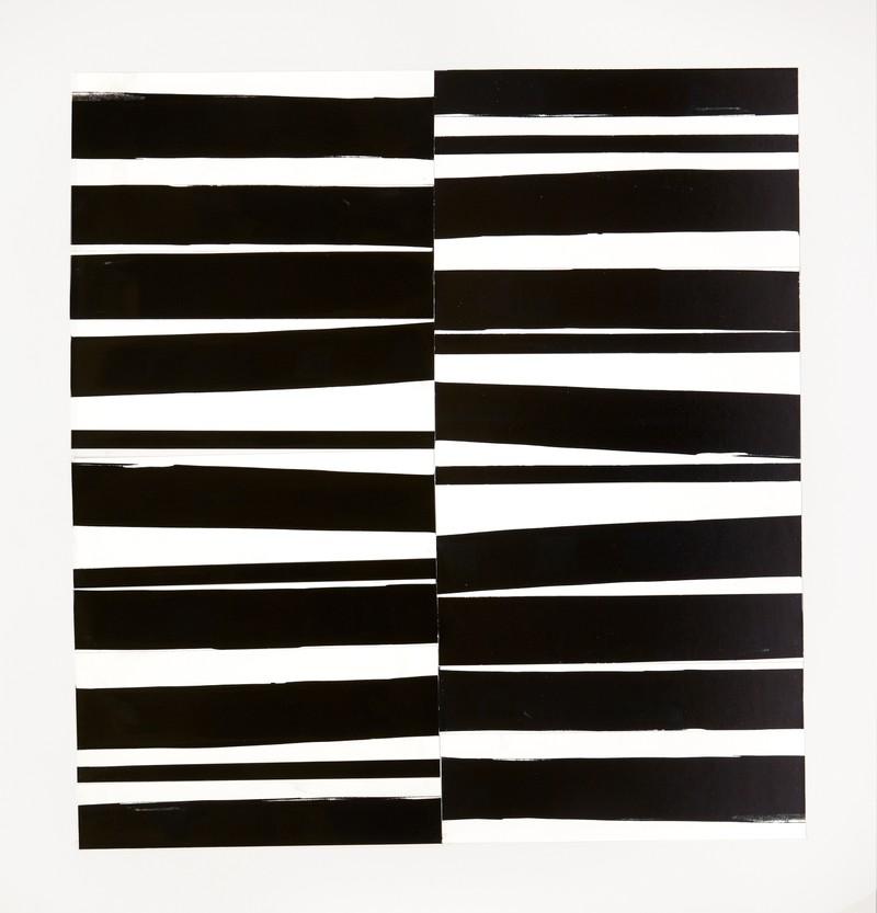 Artwork – Black Grid 20.04, 2020