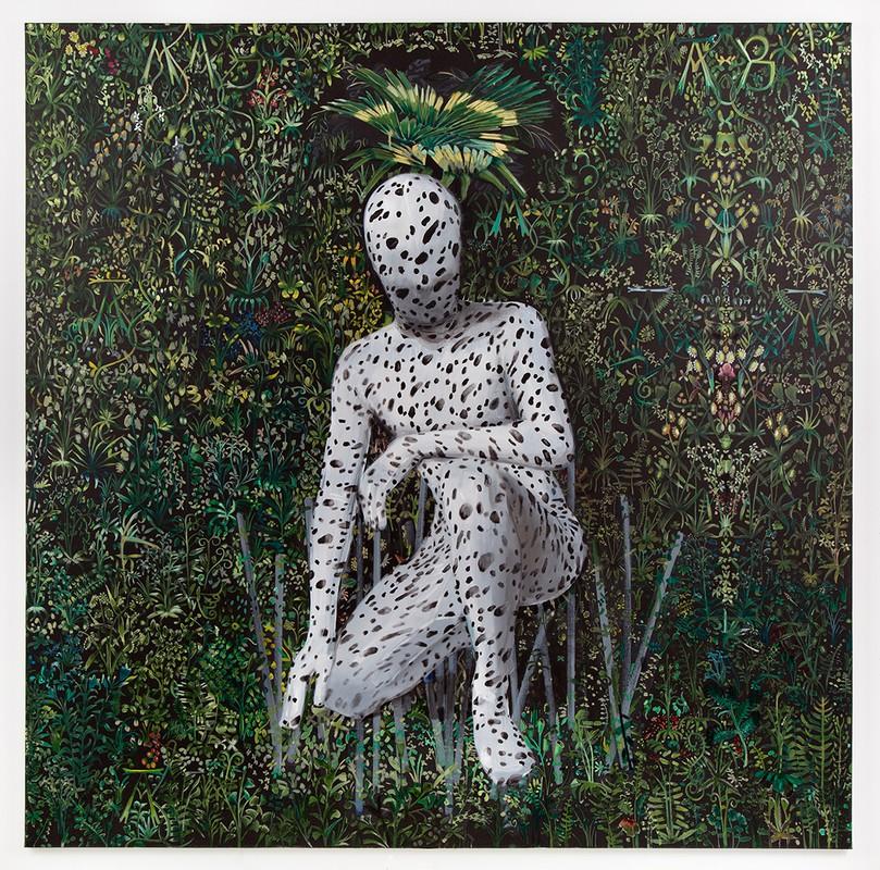 Artwork – Dalmatian Man, 2019