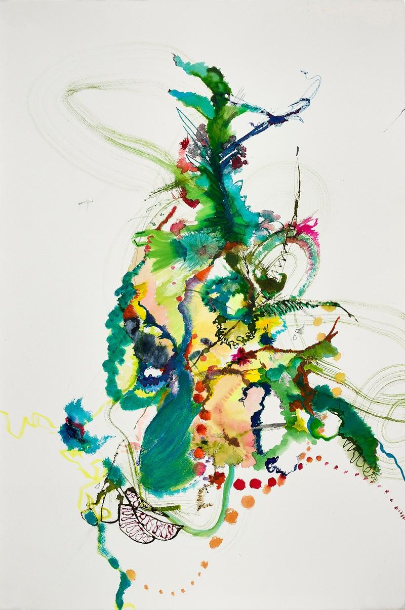 Artwork – Gecko Mating Dance, 2020