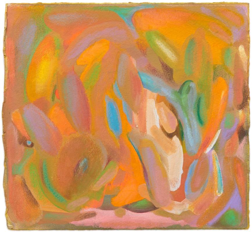 Artwork – Study in Orange, 2020