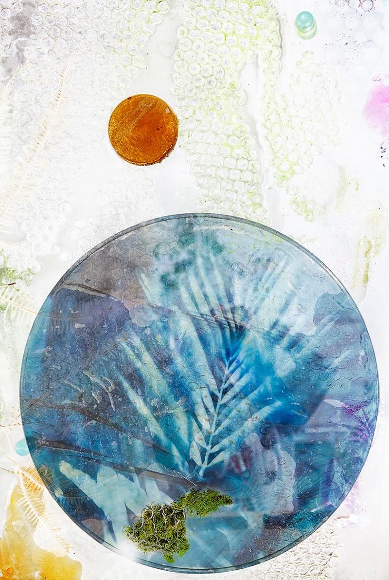 "Artwork – Heidi Norton, ""Photosphere"", 2019"