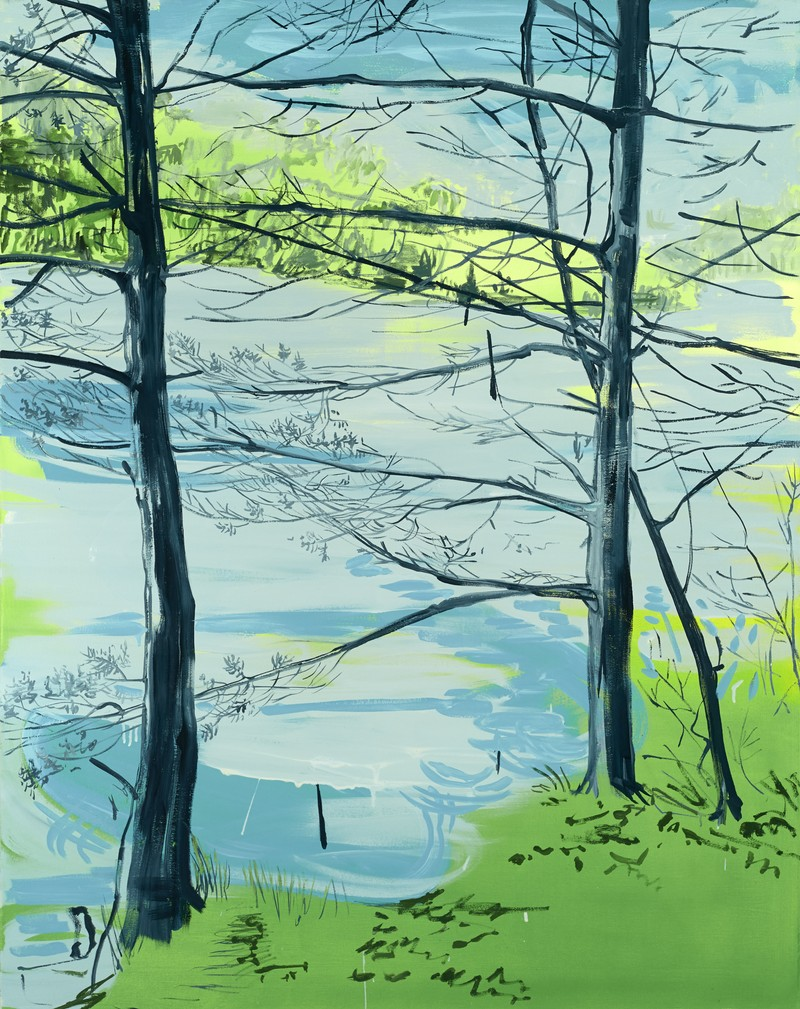 Artwork – Sweet green View, 2019
