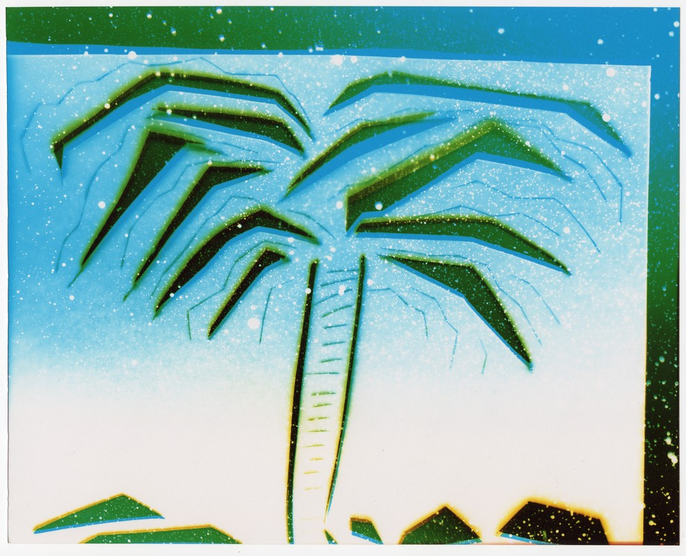 Artwork – Winter Palm, 2020
