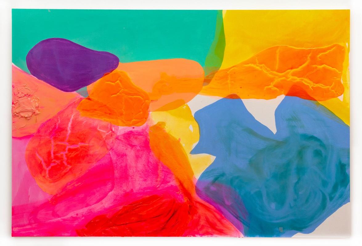 Artwork – Debra Drexler, Cool Glide, 2018
