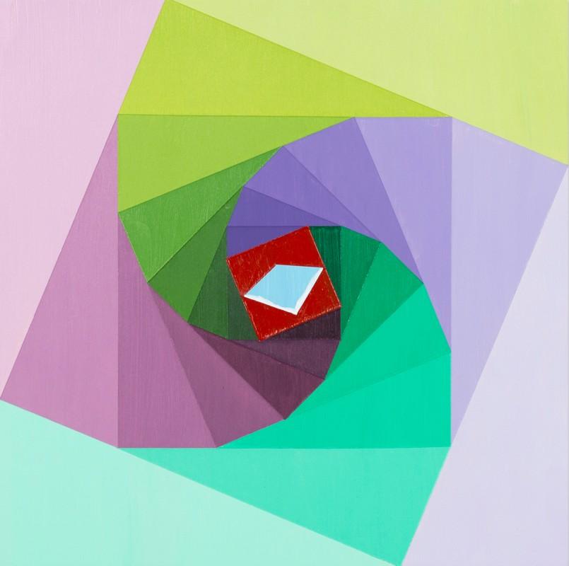 Artwork – Leonardo's Octagon, 2018