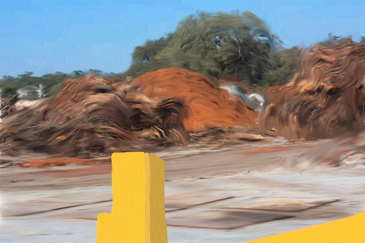 Artwork – Yellow Thing, 2016