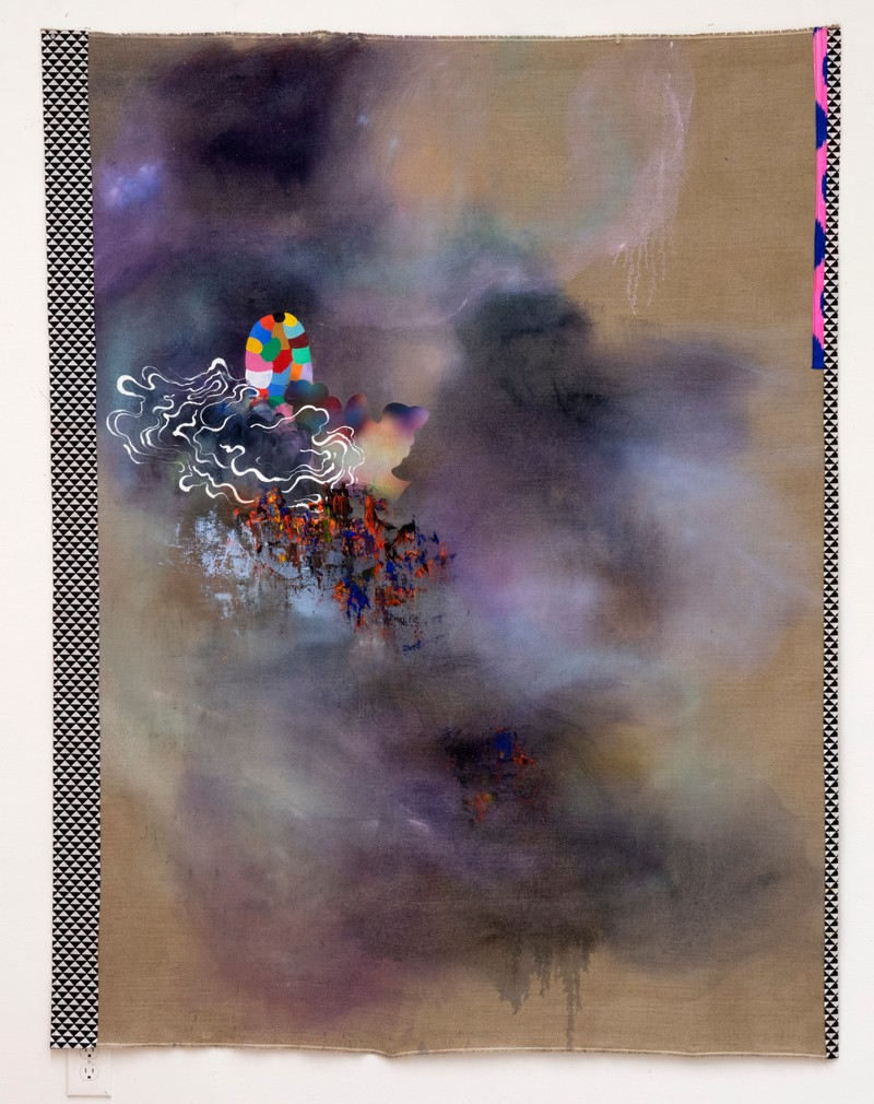 Artwork – Octave of Dimensional Violescence, 2019