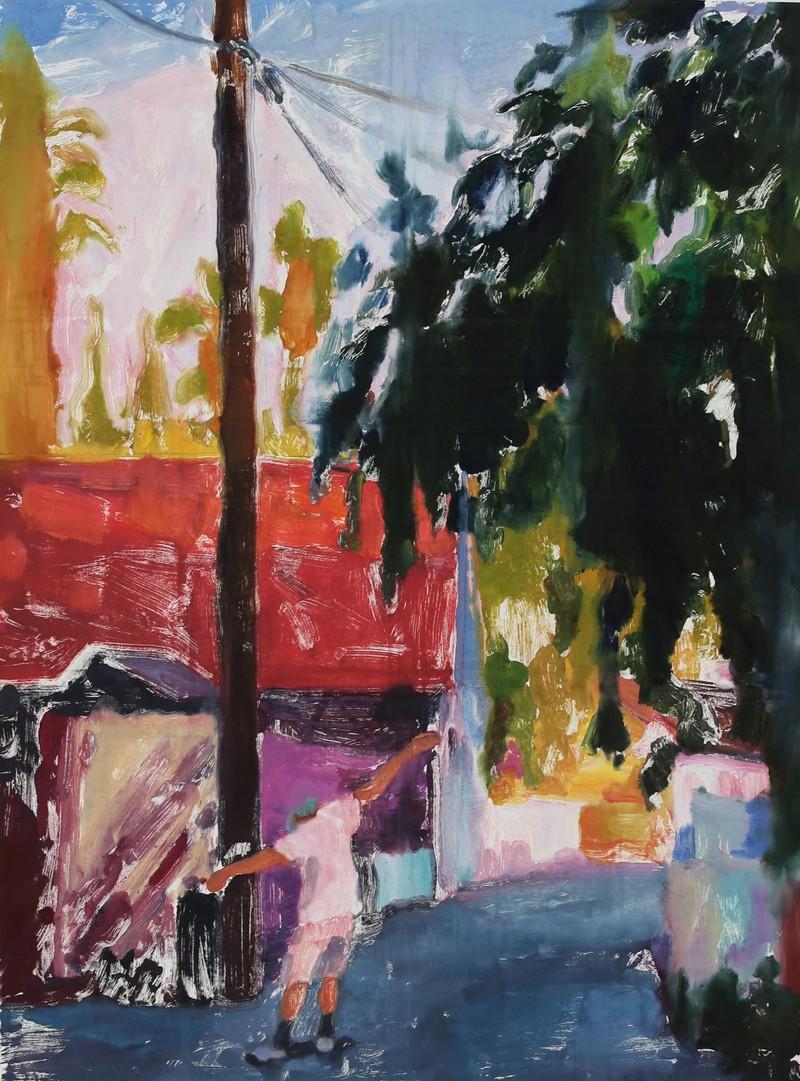 Artwork – Pico Alley, 2018