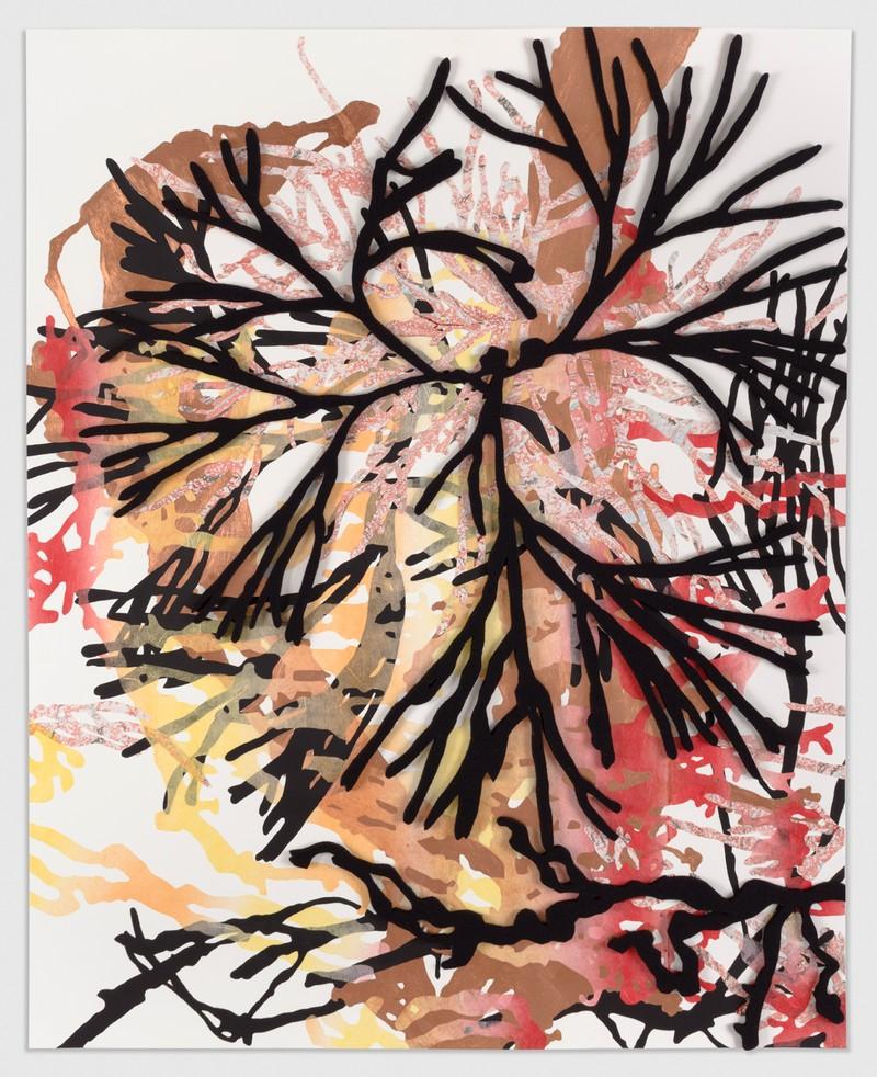 """Artwork – Jolynn Krystosek, """"Seaweed 8"""", 2019"""