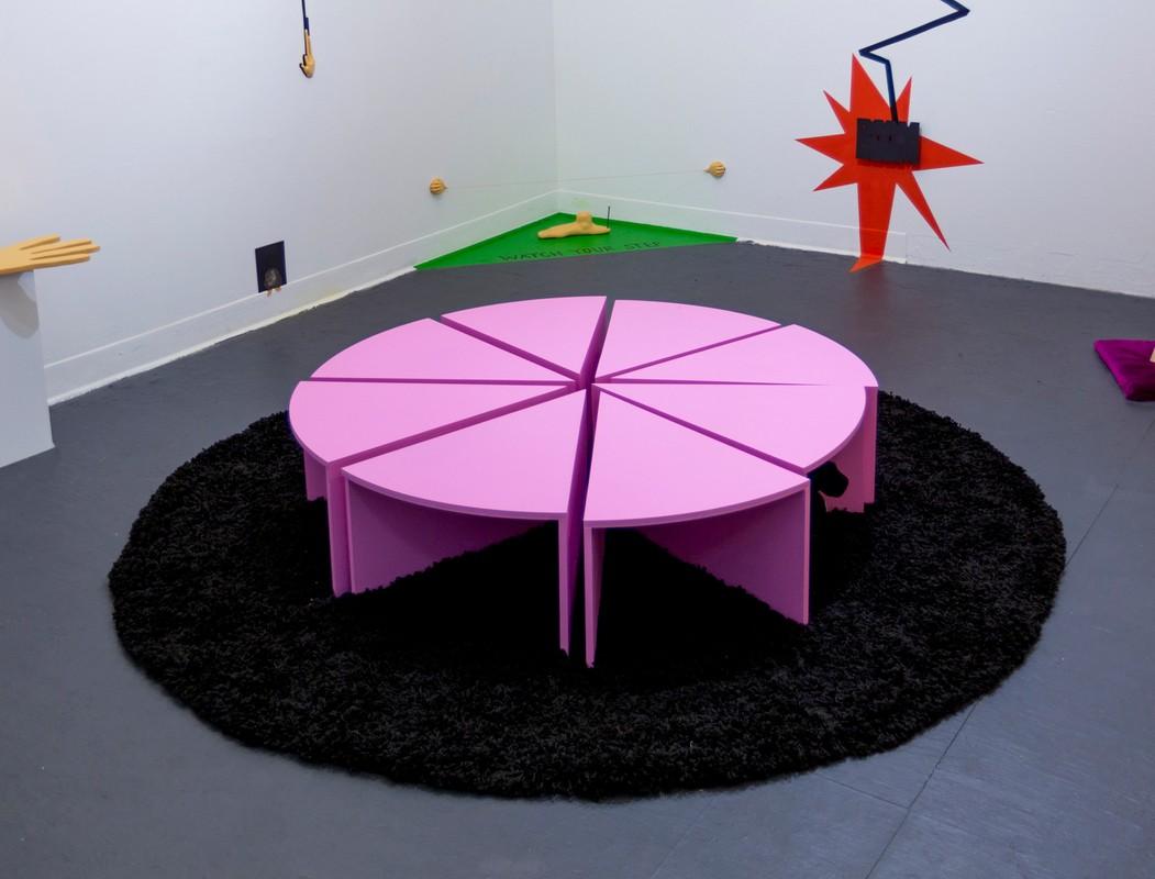 Artwork – Marianna Peragallo, Roundtable, 2019