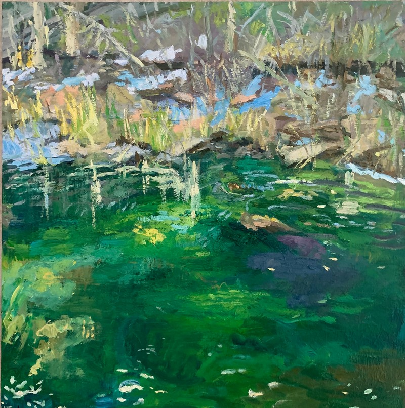 Artwork – Swimhole, 2020