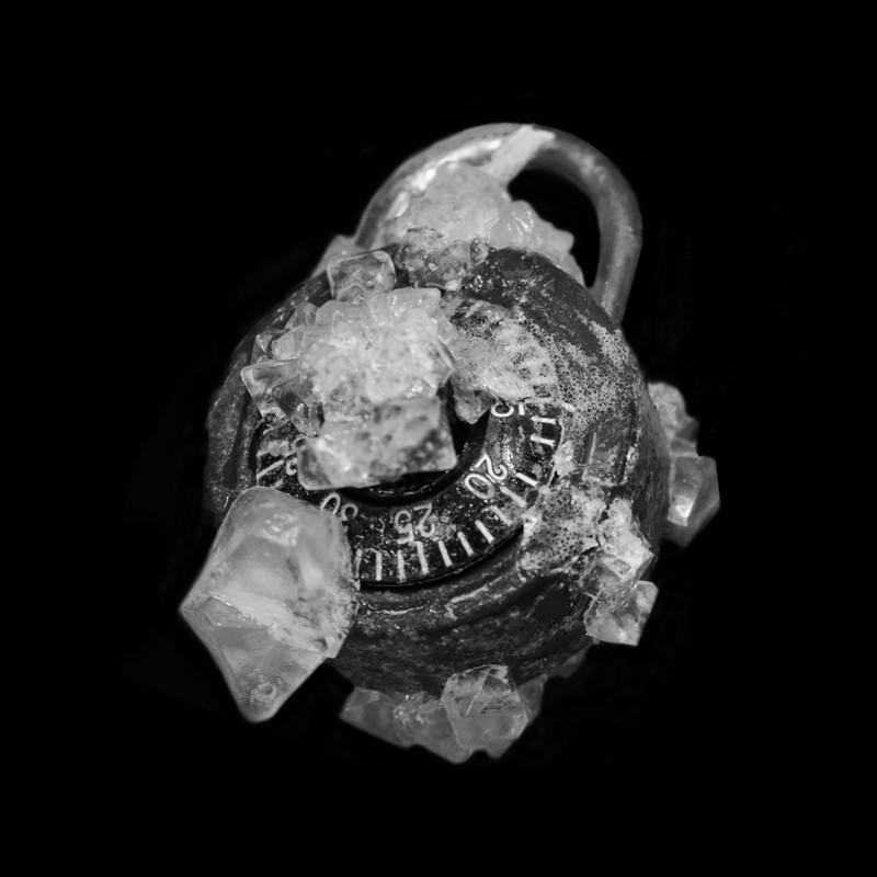 Artwork – Crystal Lock, 2019