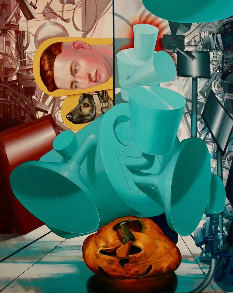 Artwork – The Laboratory, 2020