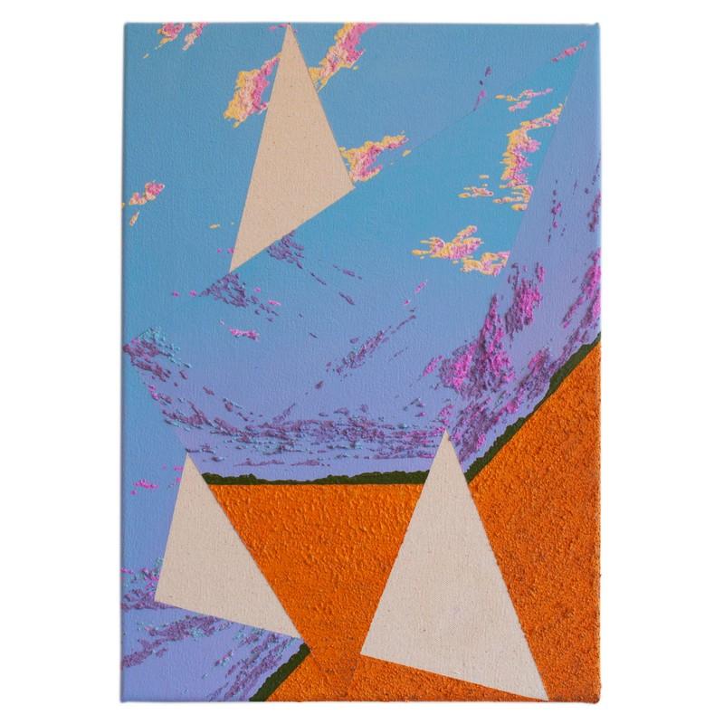 Artwork – Day 18 (Triangle Fall), 2020