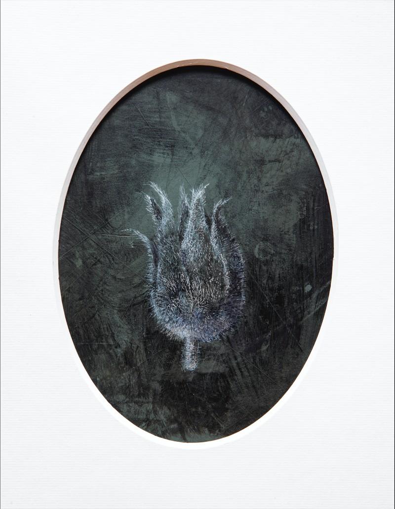 "Artwork – Jon Barraclough, ""Head"", 2019"