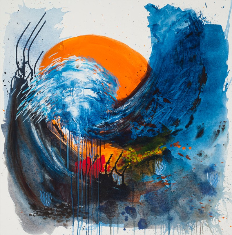 Artwork – Chasing Clouds, 2020