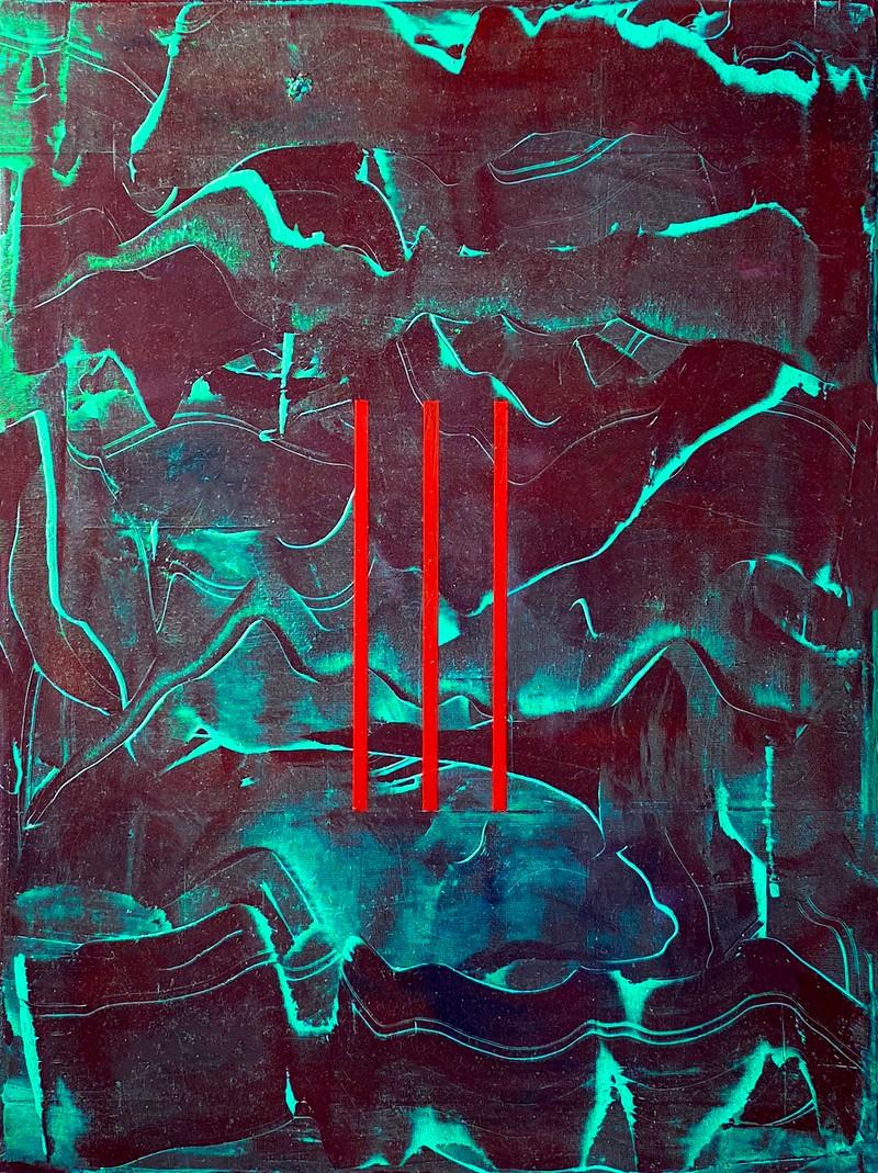 Artwork – POEM IN SOLITUDE III, 2020