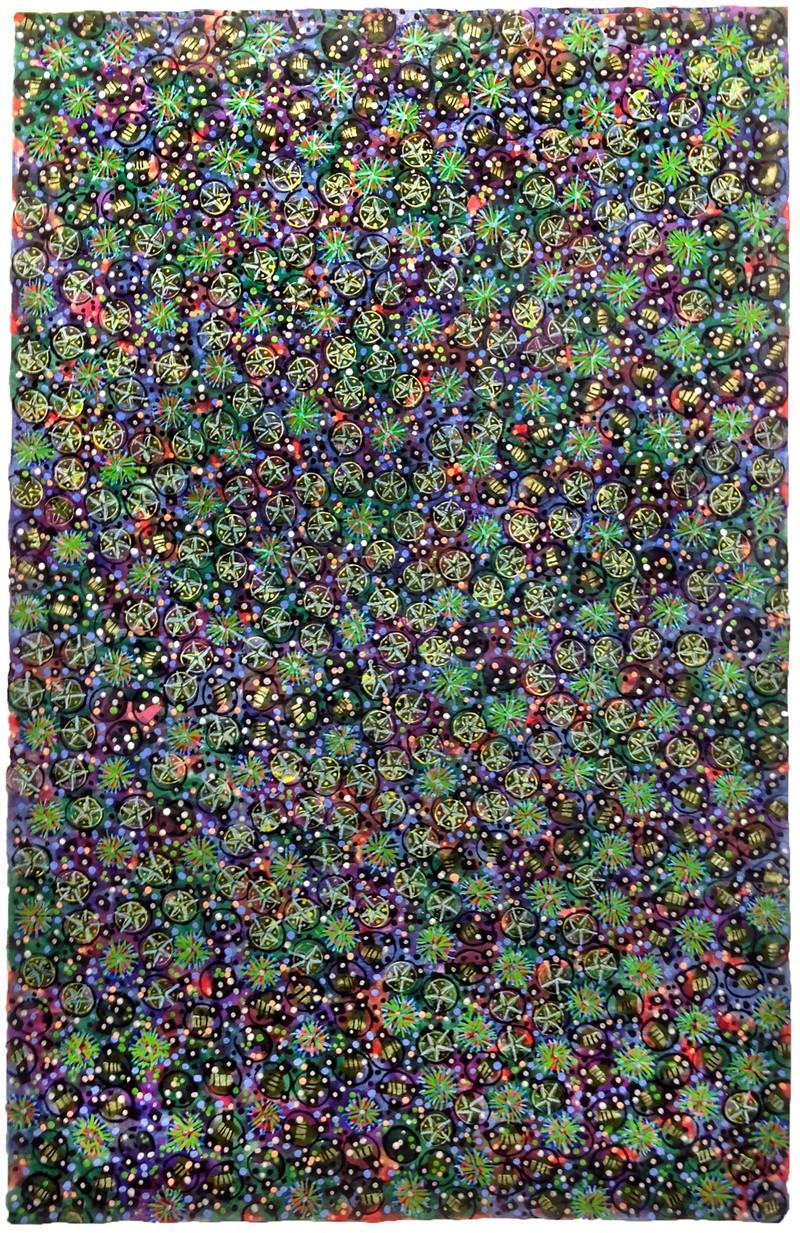 Artwork – Chrysanthemum, 2019