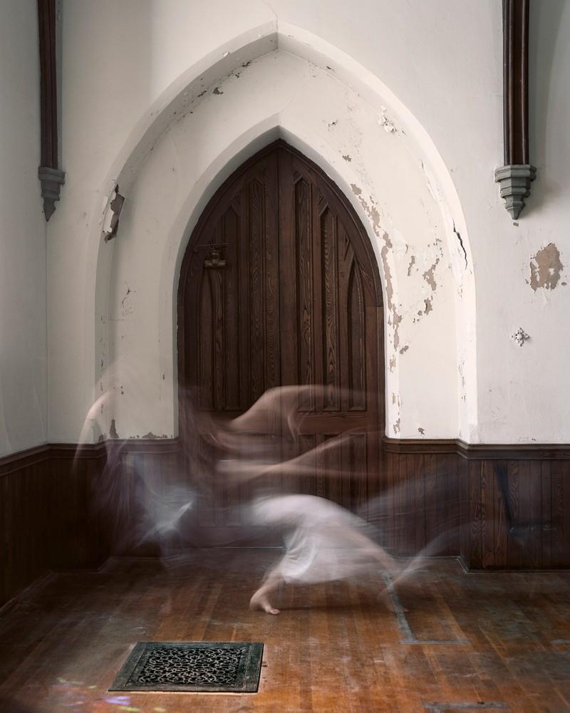 Artwork – A Curious Dance, Figure 2, 2014
