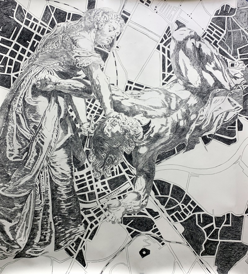 Artwork – Judith, 2020