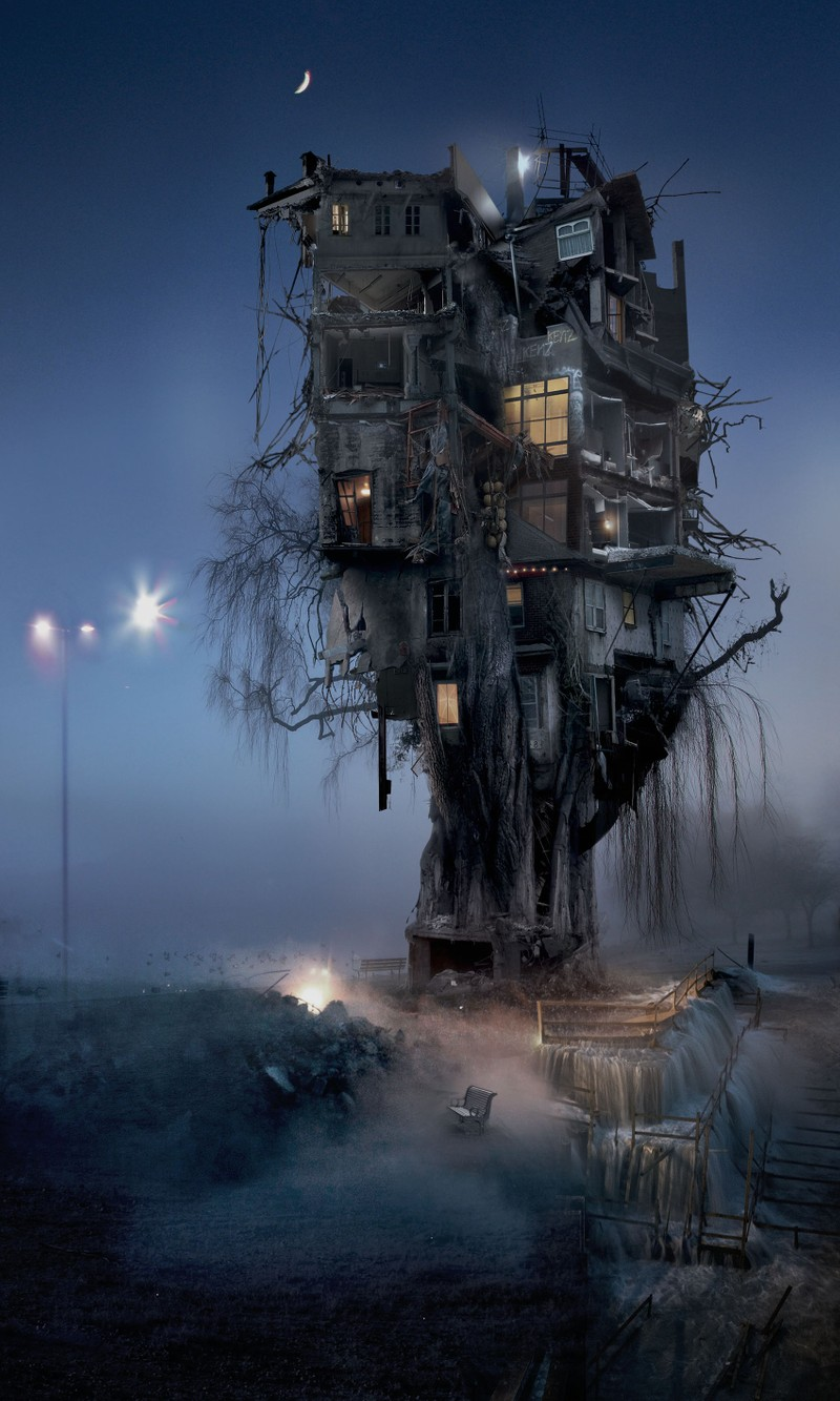 Artwork – The House of This Evening IV - Barbara Nati, 2013