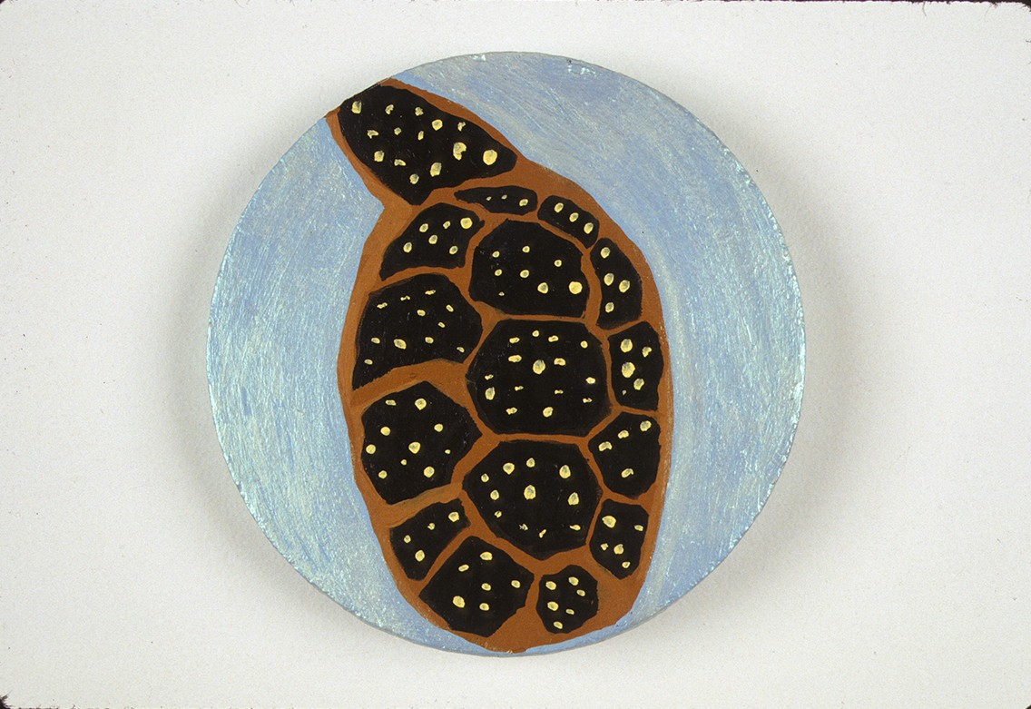 Artwork – Turtle, 1992