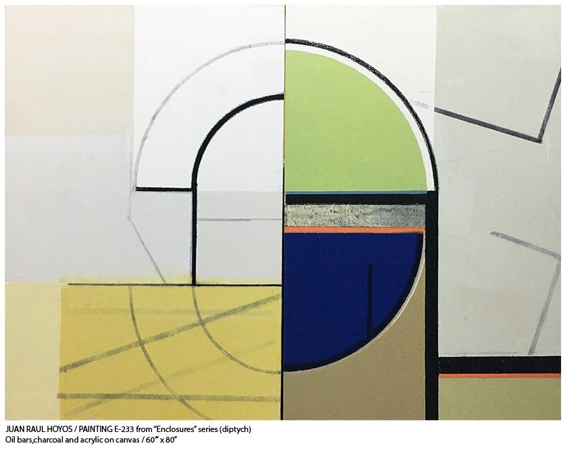 Artwork – Painting E-233, 2021