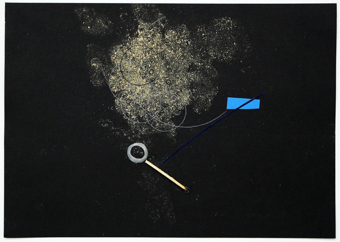 Artwork – Star Ashes no. 6, 2020