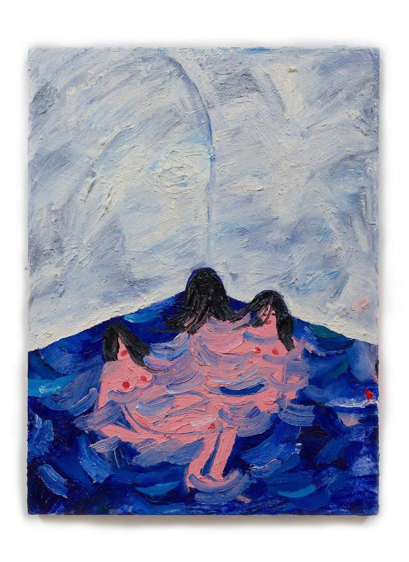 Artwork – Bathers, 2018