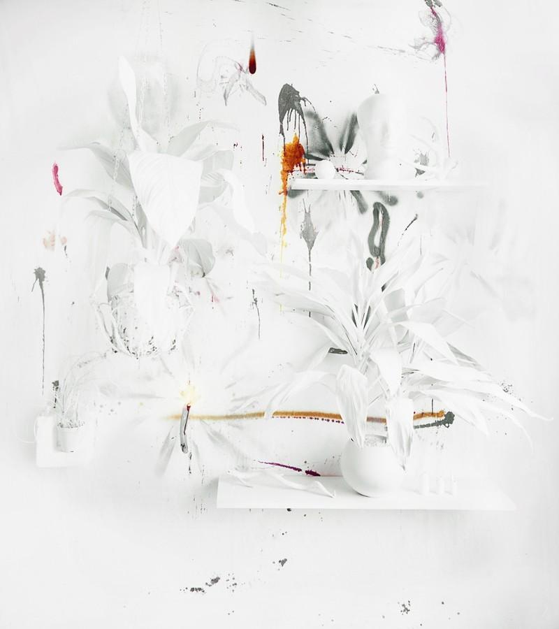 Artwork – Whitescape, 2010