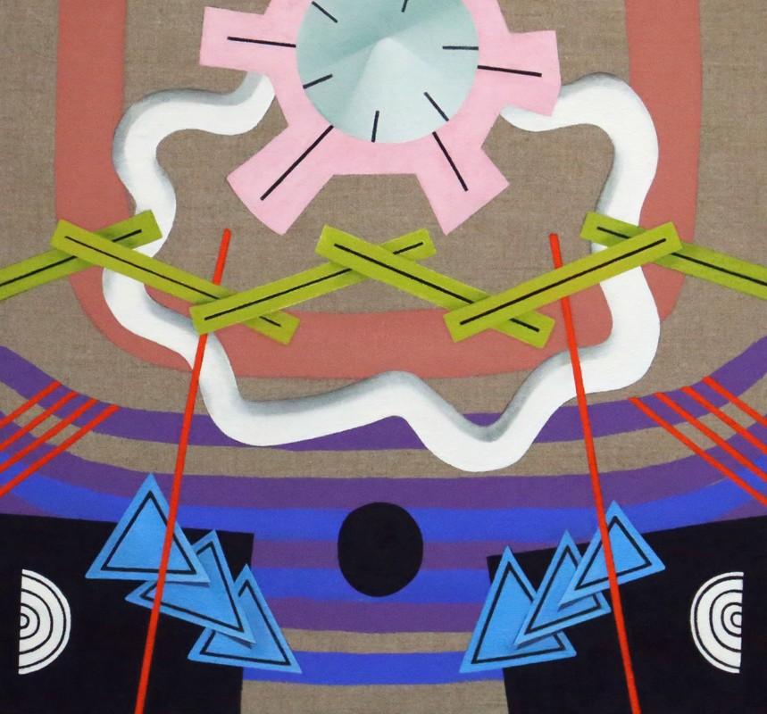 "Artwork – Stacie Johnson, ""Sensitive Robot"", 2019"