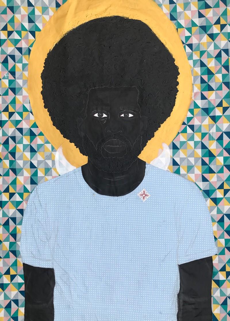 Artwork – Idris Black, Mo, 2019