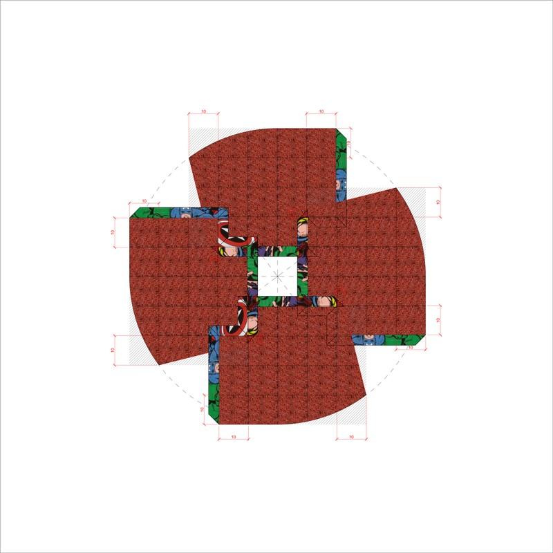 Artwork – Shield, 2021