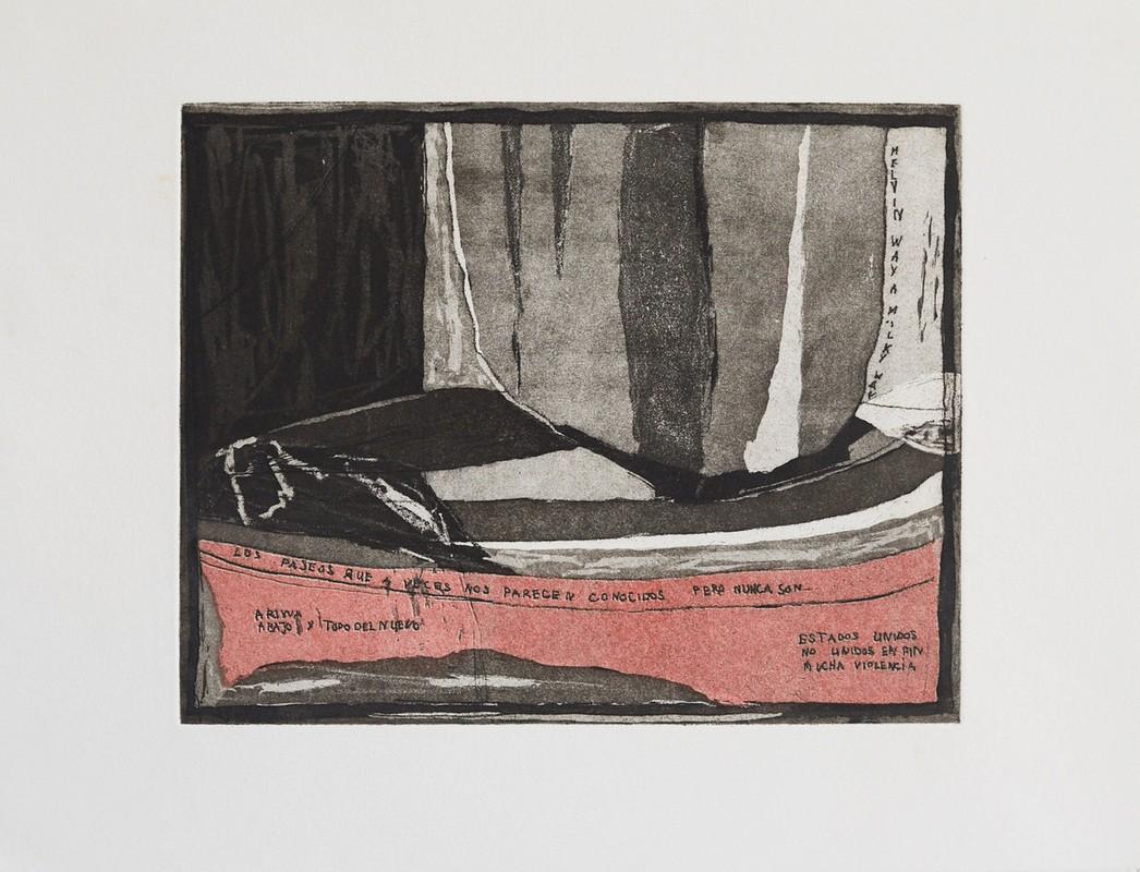 Artwork – Los Paseos, 2018
