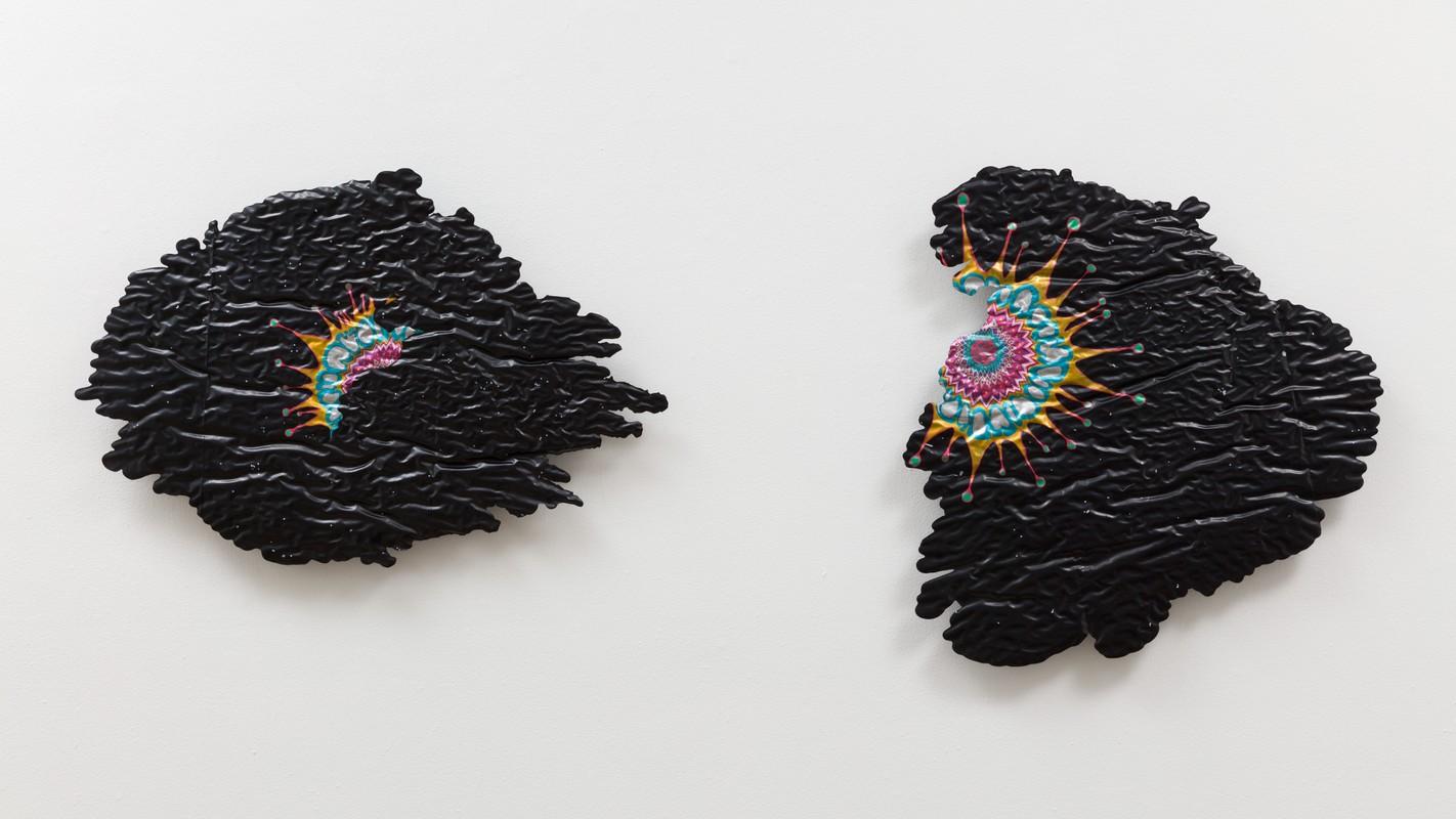 Artwork – Jamison Carter, Carnation Nebula, 2020