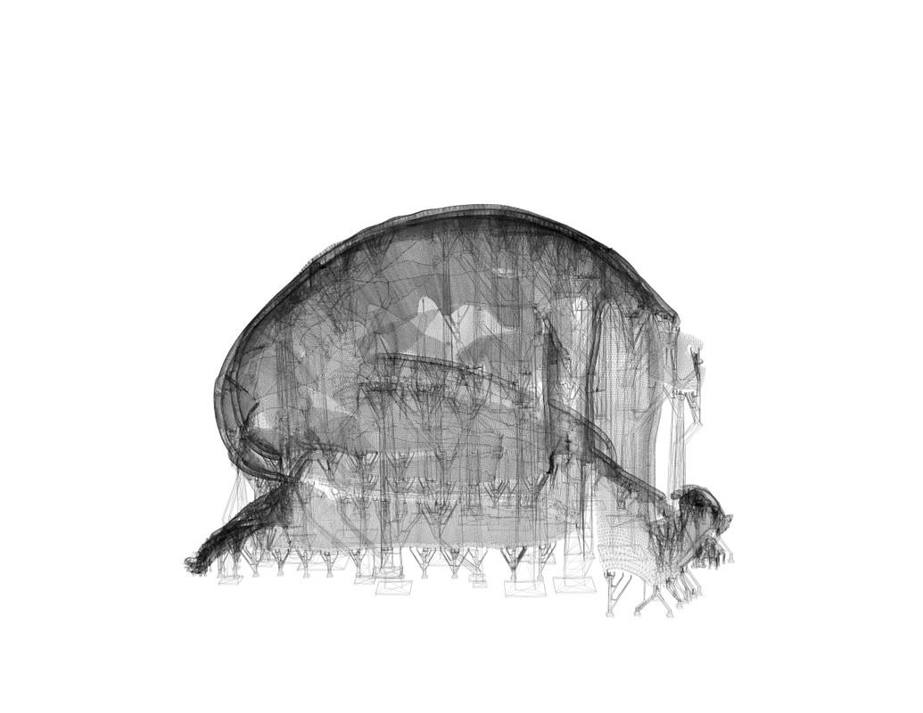 Artwork – Machines for Suffering VI: Blueprint III, 2019