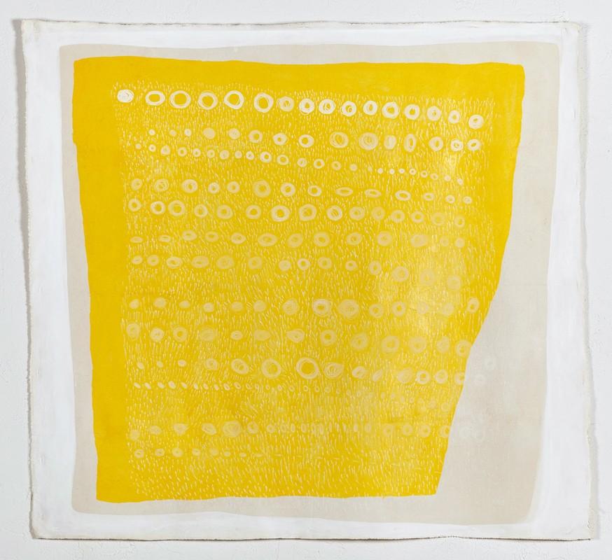 Artwork – A Yellow Melody, 2019